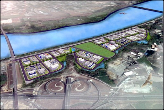 Figure 6 Taichung Fengzhou Technology-Based Industrial Park